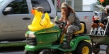 1st Annual Gene Barber Lawn Mower Parade