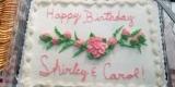 Carol & Shirley Birthday
